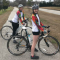 Mother & Daughter: Dynamic Duo Ride for the Cause