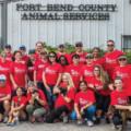 Keller Williams (KW) Southwest REDDAY Team Focuses on Fort Bend's Fur Babies