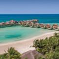 El Dorado's Overwater Bungalows in Riviera Maya