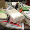 Three Hundred Chinese Books Donated to Stafford Msd