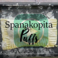 How to Make Spanakopita Puffs
