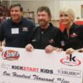 Stafford Msd Welcomed Chuck Norris For Kickstart Kids