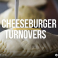 Cheeseburger Turnovers