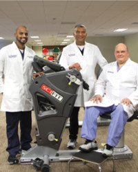 Doctors Trust Houston Methodist Neuroscience & Spine Center at Sugar Land to Get Them Back on Their Feet