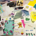 Richmond State Supported Living Centers Joins  Pen Pal Programs During COVID-19 Pandemic