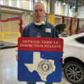 Fort Bend ISD's Career and Technical Education Transportation Shop Earns Vehicle State Inspection License