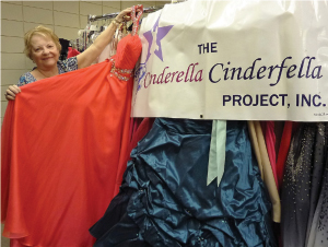 Founder of the Cinderella-Cinderfella Project Eva Fackeldey.