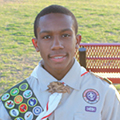 Fort Bend ISD's Christion Chancellor Earns Eagle Scout Rank