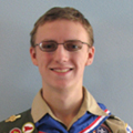 Eagle Scout Awarded Bronze Palm for Texana Project