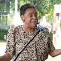 Libraries Present Rosa Parks Re-Enactor