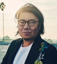 Kevin Kwan. Photo by Jessica Chou.